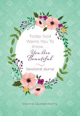 Picture of Today God Wants You to Know...You Are Beautiful Devotional Journal