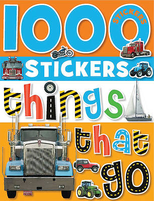 Picture of 1000 Stickers