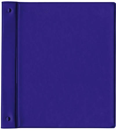 Choral Music Holder Navy Blue