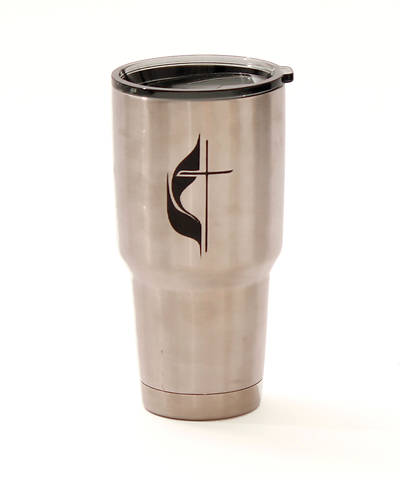 United Methodist Stainless Steel Tumbler