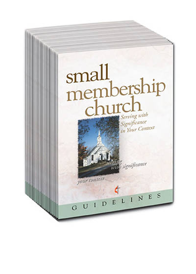 Picture of Guidelines for Leading Your Congregation 2009-2012 (Set of 26)