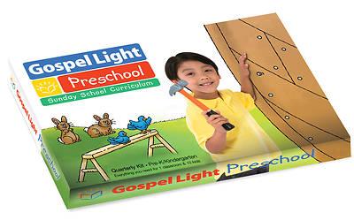 Picture of Gospel Light PreK-K Age 4-5 Kit Year B Fall