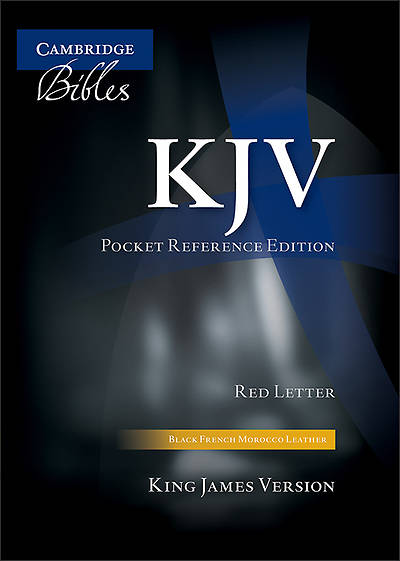 KJV Pocket Reference Edition Bible
