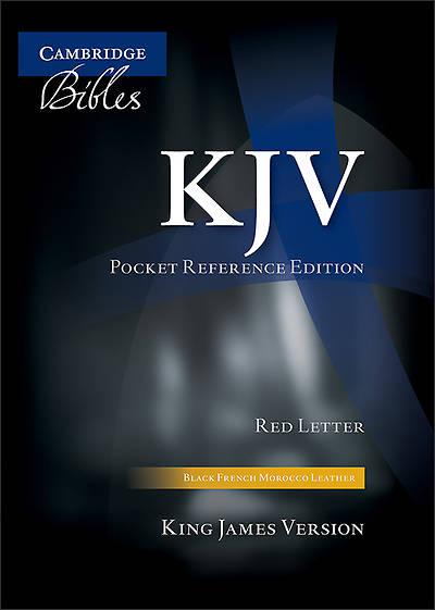 Picture of KJV Pocket Reference Edition Bible