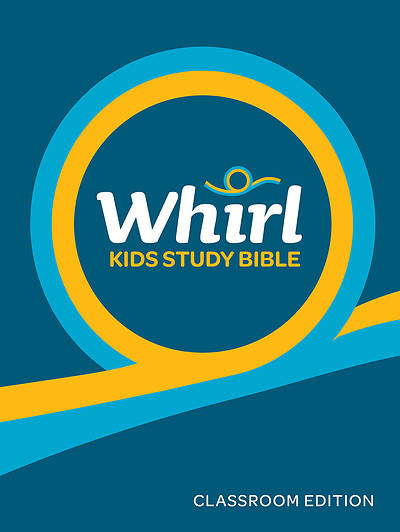 Whirl Kids Study Bible Paperback