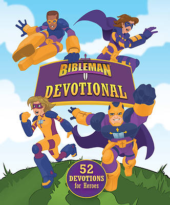 Picture of Bibleman Devotional