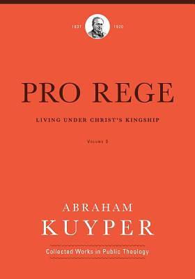 Picture of Pro Rege (Volume 3)