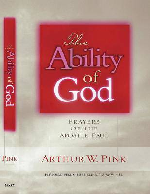 Picture of The Ability of God