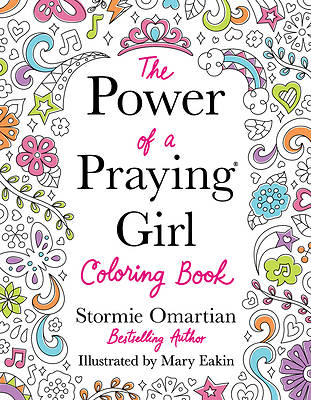 Picture of The Power of a Praying(r) Girl Coloring Book