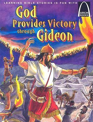 Picture of God Provides Victory Through Gideon