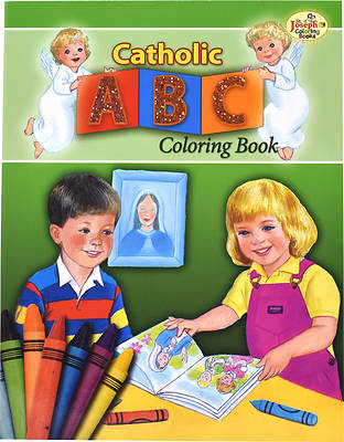 Picture of Catholic ABC Coloring Book