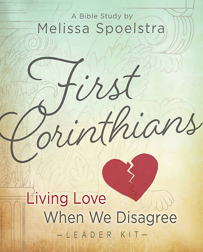 First Corinthians - Womens Bible Study Leader Kit