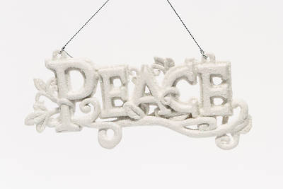 Picture of Peace Ornament