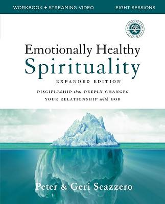Picture of Emotionally Healthy Spirituality Workbook Expanded Edition
