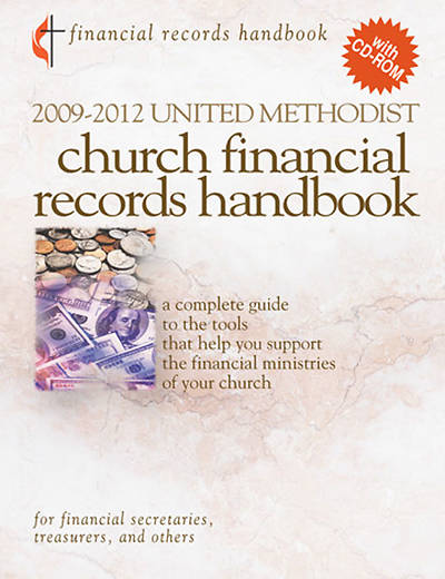 2009-2012 United Methodist Church Financial Records Handbook