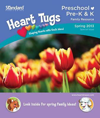 Standards Heartshaper Heart Tugs Pre-K & K Take-Home Papers Spring 2013 (Pack of 5)
