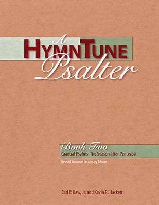 A HymnTune Psalter Book Two