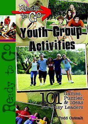 Picture of Ready-to-Go Youth Group Activities - eBook [ePub]