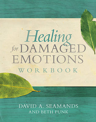 Picture of Healing for Damaged Emotions Workbook