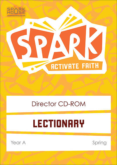 Picture of Spark Lectionary Director CD-ROM Year A Spring 2020