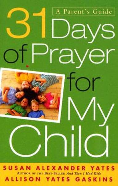 Picture of 31 Days of Prayer for My Child [ePub Ebook]