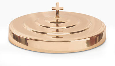 Communion Tray Cover - Copper