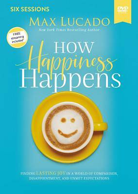 Picture of How Happiness Happens DVD Video Study