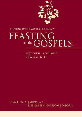 Picture of Feasting on the Gospels--Matthew, Volume 1