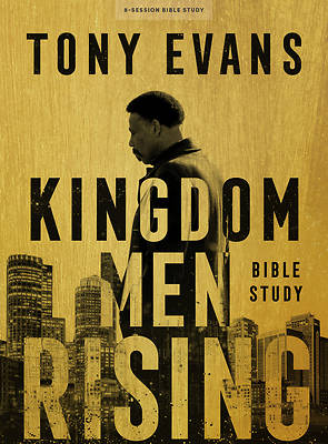 Picture of Kingdom Men Rising - Bible Study Book