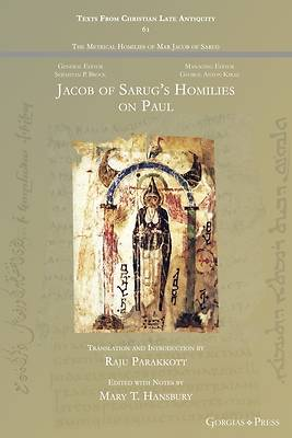 Picture of Jacob of Sarug's Homilies on Paul