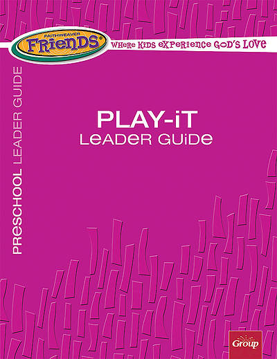 Picture of FaithWeaver Friends Preschool Play-It Leader Guide Fall 2015