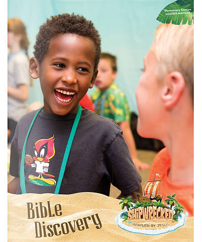 Vacation Bible School (VBS) 2018 SW Ship Rec Games Leader Manual