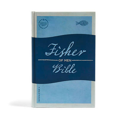 Picture of CSB Fisher of Men Bible, Hardcover