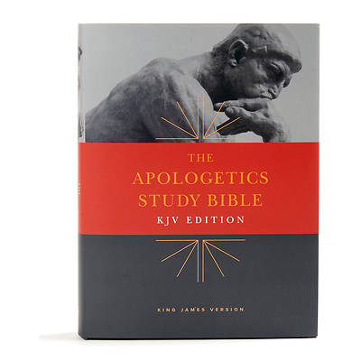 KJV Apologetics Study Bible, Hardcover