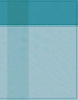 Picture of Niv, Starting Place Study Bible, Leathersoft, Blue, Indexed, Comfort Print