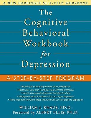 The Cognitive Behavioral Workbook for Depression [Adobe Ebook]