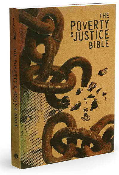 Contemporary English Version Poverty and Justice Bible