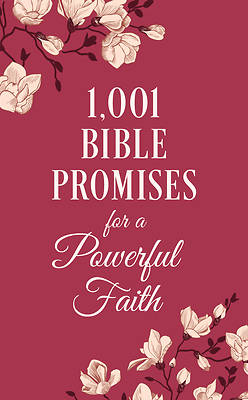 Picture of 1001 Bible Promises for a Powerful Faith