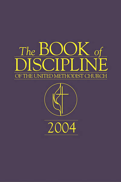 Picture of The Book of Discipline of The United Methodist Church 2004, English Edition