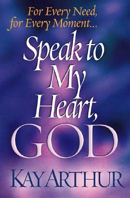Speak to My Heart, God [ePub Ebook]