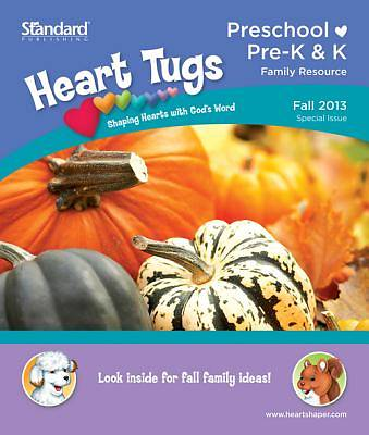 Standard HeartShaper Preschool &  PreK & K Heart Tugs THP Fall 2013 (pack of 5)