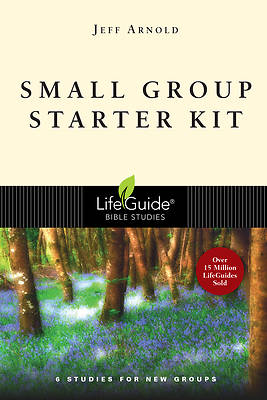 LifeGuide Bible Study - Small Group Starter Kit