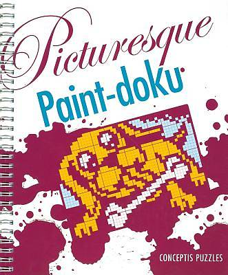 Picture of Picturesque Paint-Doku