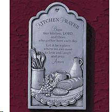 Picture of Kitchen Prayer Plaque