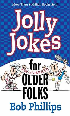 Picture of Jolly Jokes for Older Folks