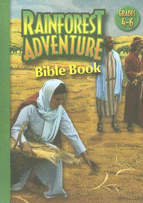 Augsburg Vacation Bible School 2008 Rainforest Adventure Bible Book Grades 4-6 VBS