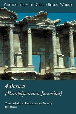 Picture of 4 Baruch (Paraleipomena Jeremiou