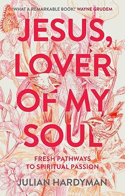 Picture of Jesus, Lover of My Soul