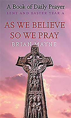 Picture of As We Believe, So We Pray