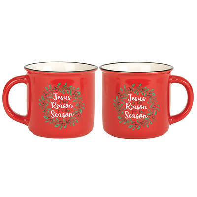 Picture of Mug Jesus is the Reason 13 OZ